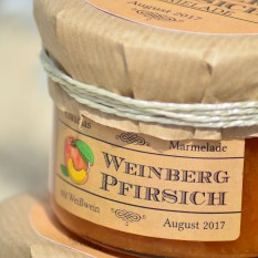 Vintage Etiketten für Einmachgläser