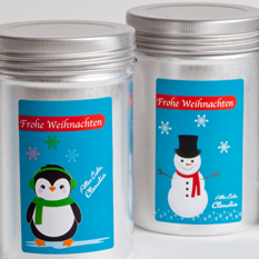 Design Serie Rudolf, Frosty & Co.