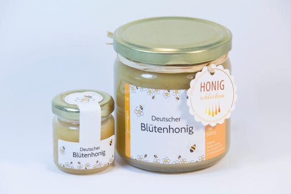 Honigetiketten