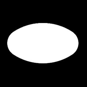 Klebeetiketten oval 80 x 45 mm selbst gestalten