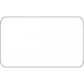 Brotdosenaufkleber wasserfest 125 x 75 mm