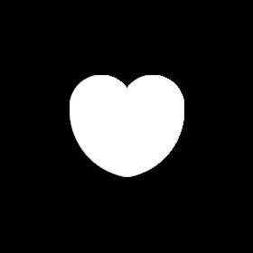 Klebeetiketten Herz 44 x 39,2 mm selbst gestalten.