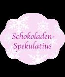 Klebe-Etiketten Snowflakes 60 x 47 mm rosa