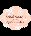 Klebe-Etiketten Snowflakes 60 x 47 mm lachsrosa