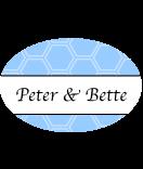 Klebe-Eitketten  oval  Frame 30 x 20 mm blau