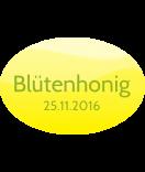 Klebe-Etiketten oval Ombres 30 x 20 mm gelb