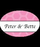 Klebe-Etiketten oval Frame 30 x 20 mm rosa