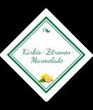 Anhänge-Etiketten für Einmachgläser Ilona's Finest Zitrone 50 x 50