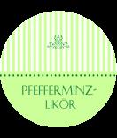 Anhänge-Etiketten rund Candy Stripes 60 mm mint