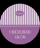 Anhänge-Etiketten rund Candy Stripes 60 mm lila