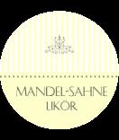 Anhänge-Etiketten rund Candy Stripes 60 mm gelb