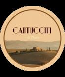 Klebe-Etiketten rund Tuscany 68 mm