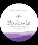 Klebe-Etiketten rund Ombres 68 mm violett