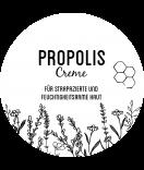 Klebe-Etiketten Botanical 68 mm rund