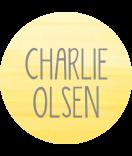 Namensaufkleber 25 mm rund Ombre gelb