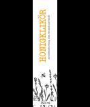 Klebe Etiketten Botanical 30 x 130 mm weiss