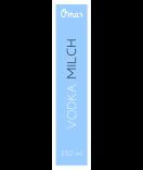 Omas Klebe-Etiketten für Flaschen hellblau 30 x 130 mm