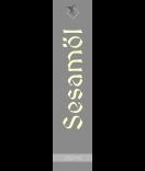 Klebe-Etiketten Sesamöl 30 x 130 mm