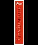 Omas Klebe-Etiketten für Flaschen rot 30 x 130 mm