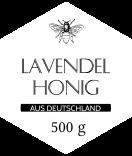 sechseckige Honigetiketten 52 x 60 mm