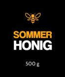 sechseckige Honigetiketten Moderno 52 x 60 mm