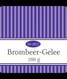 Klebe-Etiketten Vintage Stripes violett 50 x 50
