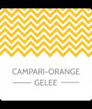 Klebe-Etiketten Chevron 50 x 50 mm gelb