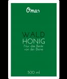 Omas Klebe-Etiketten Honig 55 x 85 mm