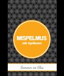 Klebe-Etiketten Summer Lovin 55 x 85 mm schwarz