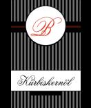 Klebe-Etiketten Vintage Stripes 55 x 85 mm schwarz