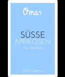 Omas Klebe-Etiketten Aprikose 55 x 85 mm
