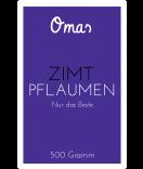 Omas Einmach-Etiketten Pflaume
