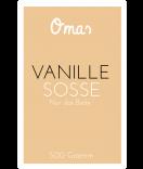 Omas Klebe-Etiketten Vanille natur 55 x 85 mm