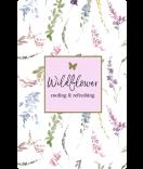 Klebe Etiketten Mille Fleur 55 x 85 mm