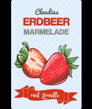 Erdbeer Etiketten Farmers Market 55 x 85 mm