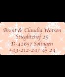 Klebe-Etiketten Snowflakes 60 x 30 mm lachsrosa