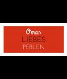 Omas Klebe-Etiketten rot 60 x 30 mm