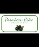 Etiketten für Einmachgläser Ilona's Finest Brombeer 60 x 30