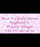Klebe-Etiketten Snowflakes 60 x 30 mm rosa