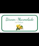 Etiketten für Einmachgläser Ilona's Finest Birne 60 x 30