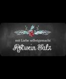 Klebe-Etiketten Rustic Christmas 60 x 30 mm Chalkboard