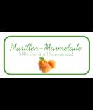 Etiketten für Einmachgläser oval Ilona's Finest Marille 60 x 30