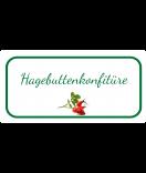 Etiketten für Einmachgläser Ilona's Finest Hagebutte 60 x 30