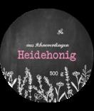 runde Etiketten Botanical 60 mm Chalkboard
