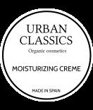Klebe Etiketten rund Urban Classic white  60 mm