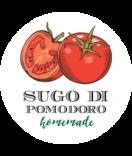 Klebe Etiketten Tomaten 60 mm Durchmesser