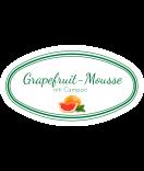 Etiketten für Einmachgläser oval Ilona's Finest Grapefruit 80 x 45