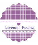 Klebe-Etiketten rund Country Living lavendel 44 mm