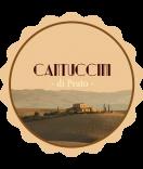 Klebe-Etiketten rund Tuscany 44 mm