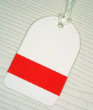 Masking Tape, Washi Tape Rot 15 mm x 10 m